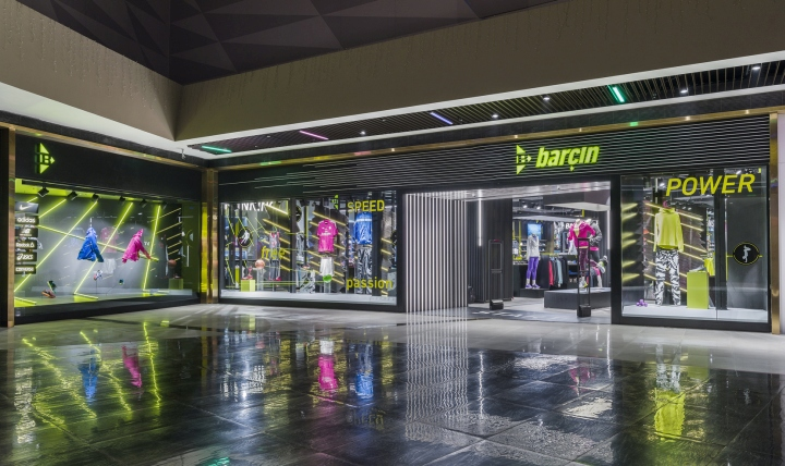 187 Bar 231 ın Store By Yalin Tan Partners Istanbul Turkey