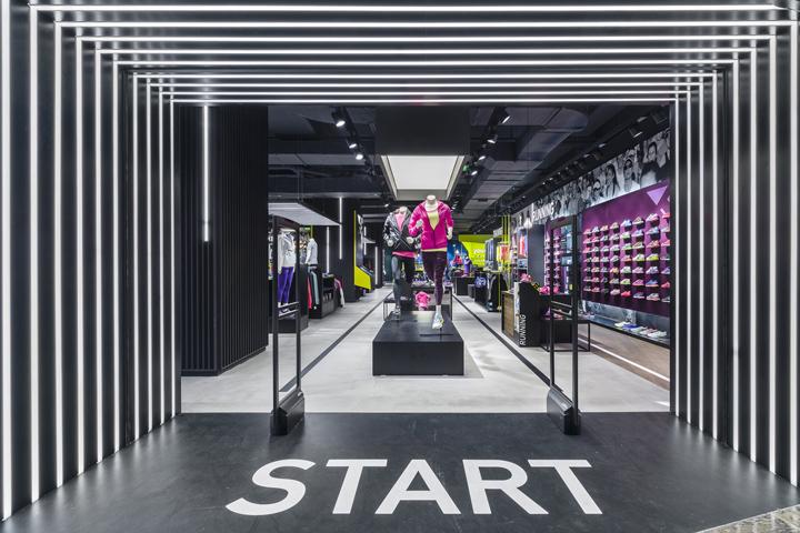 Barcin Store By Yalin Tan Partners Istanbul Turkey