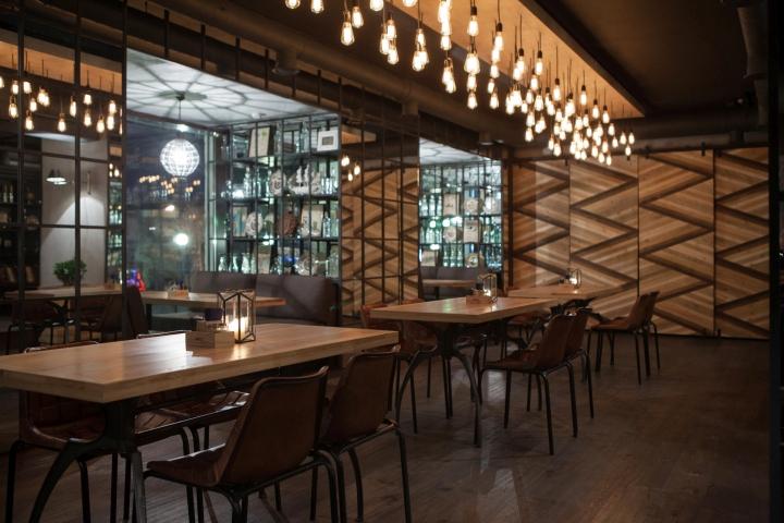 187 Barco Grill Amp Wine Bar By Ample Studio Novorossiysk