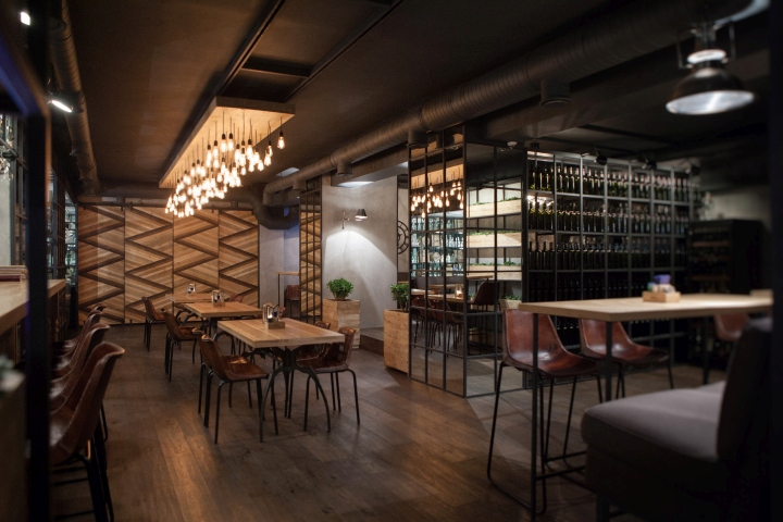 Barco U2014 Creative Grill U0026 Wine Bar Opened In December 2014 On The Black Sea  Coast Of Russia, In The Novorossiysk Port City, Close To The Waterfront Of  ...