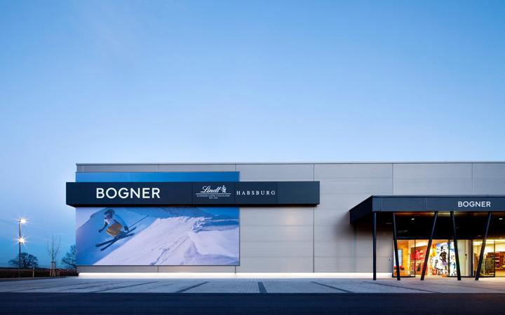 Bogner Outlet Bernau : bogner outlet store by mhp architekten bernau am chiemsee ~ Watch28wear.com Haus und Dekorationen