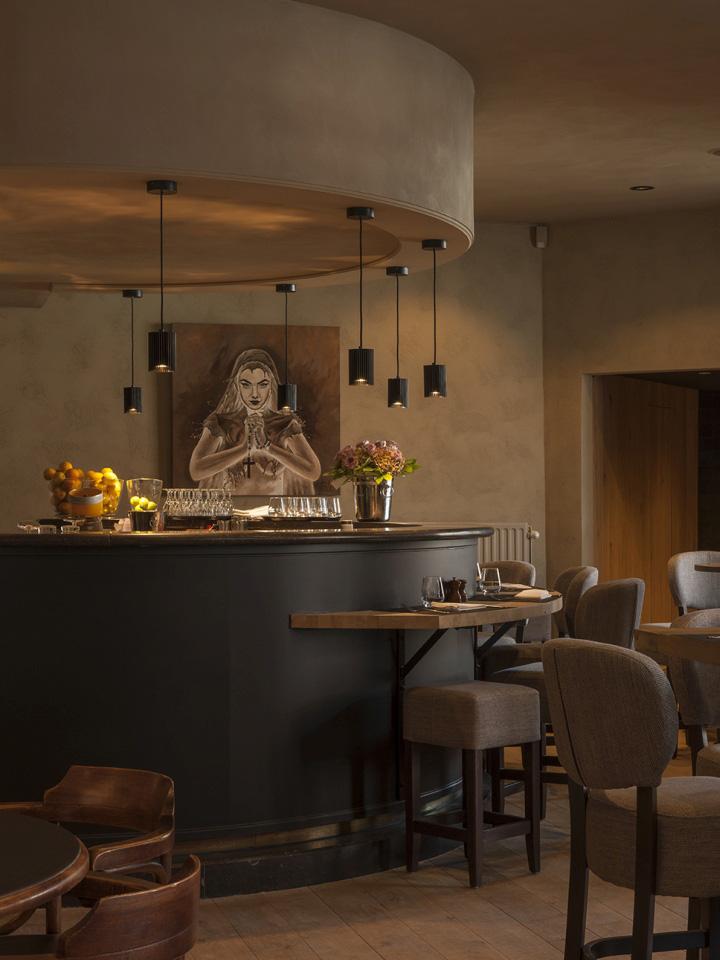 Brasserie T Klooster By Interieurbureau Wille De Pinte
