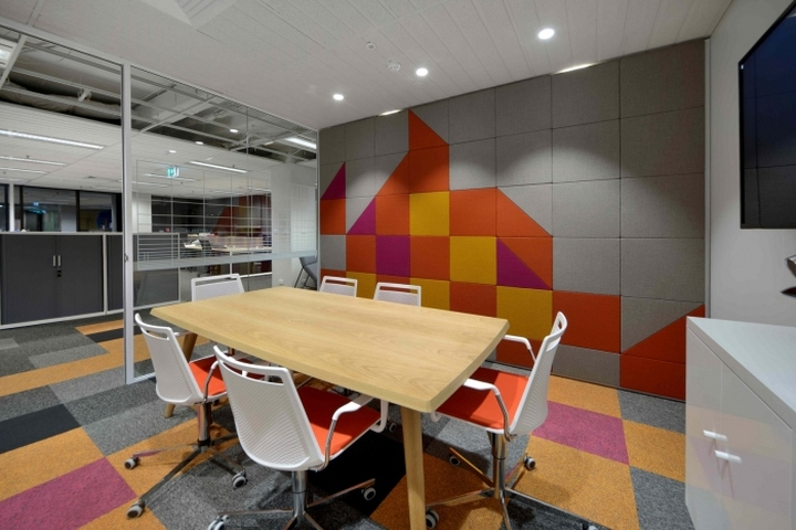 187 Financeplus Offices By The Bold Collective Sydney Australia
