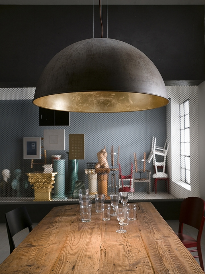 187 Galileo Pendant Light By Il Fanale