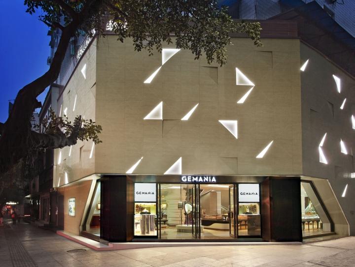 187 Gemania Jewellery Store By Joey Ho Design Limited Yibin