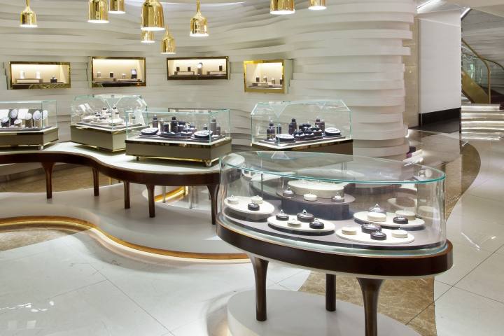 Jewelry retail design blog for Furniture and design stores