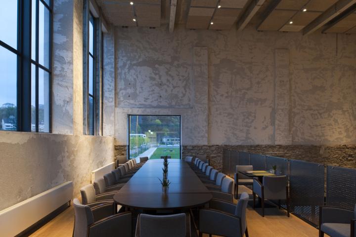 Halle 32 Restaurant Lighting By ERCO Gummersbach