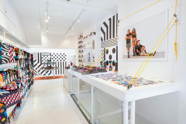 187 Happy Socks Store By Double Europe London Uk