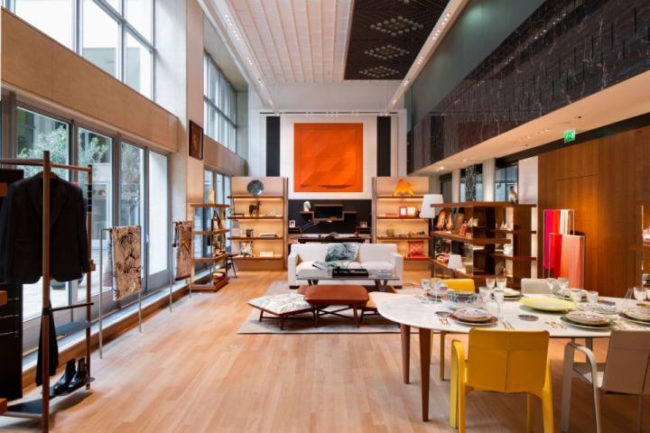 flagship store retail design blog. Black Bedroom Furniture Sets. Home Design Ideas