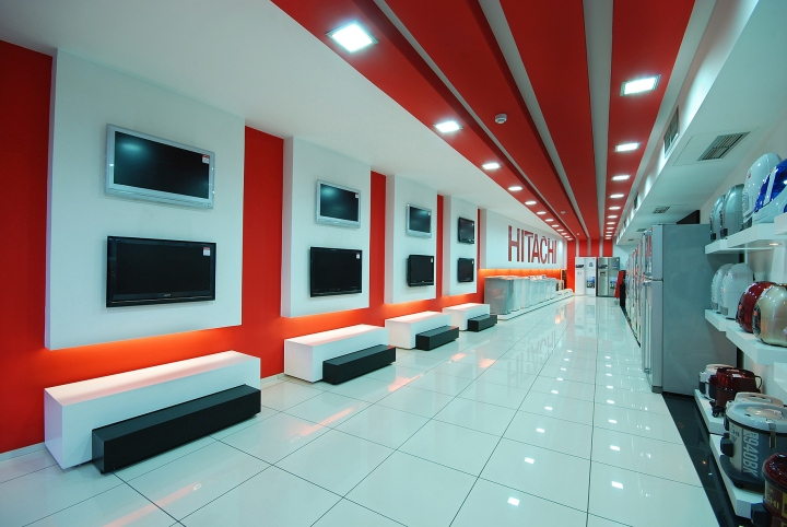 Design First Half Alaa Mohamad Photography Rami Hussein Posted In Electronics Showroom