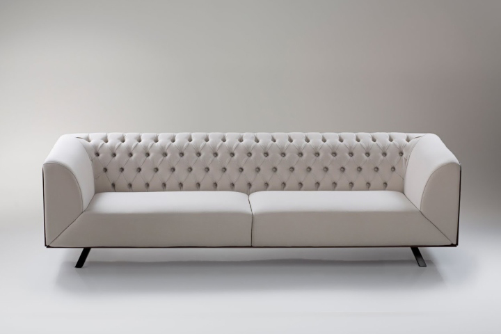 ikon sofa by alegre design for bu0026v