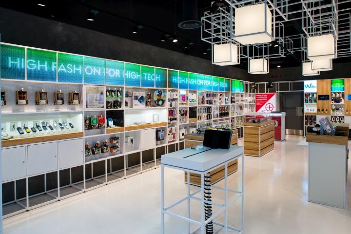 Charmant » Lick Store By Workshop Design Agency, Paris U2013 France