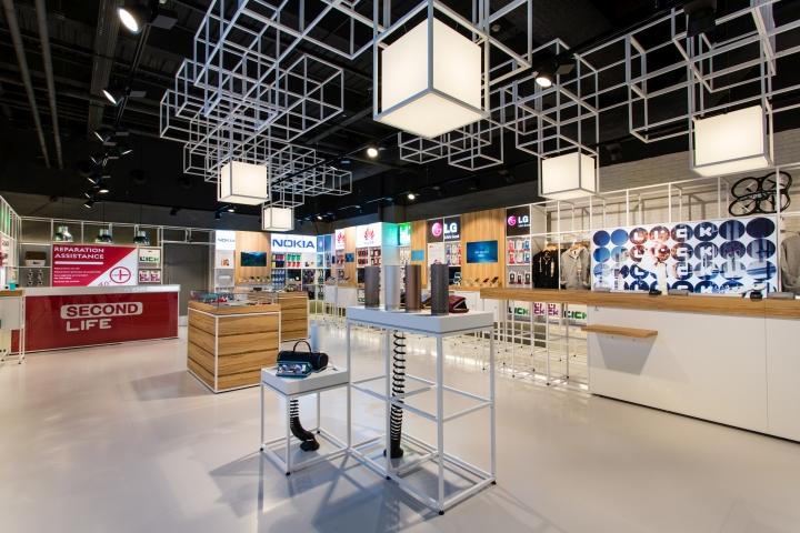 Lick Store By Workshop Design Agency Paris France Retail Blog