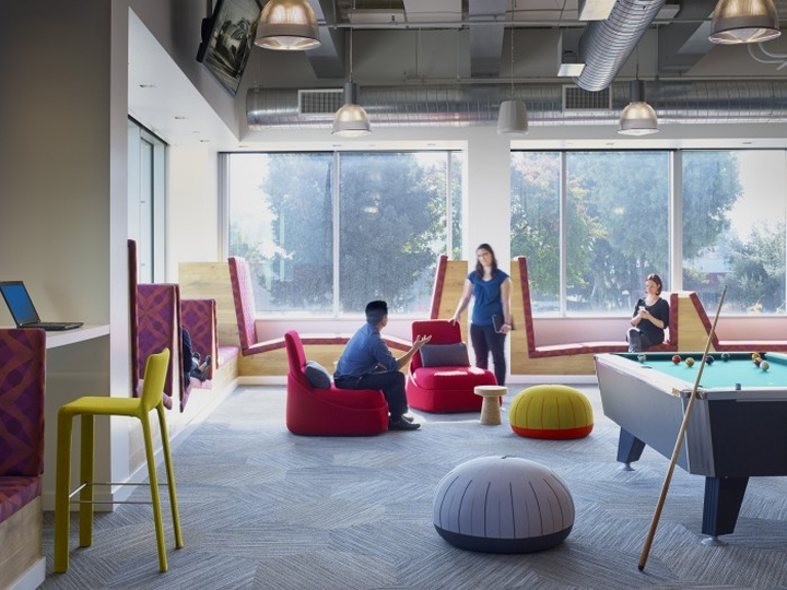 187 Linkedin Headquarters By Ap I Design Sunnyvale California