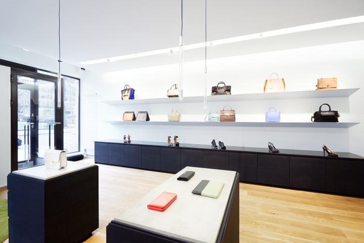 Luxbag Store by Pure Design, Helsinki – Finland » Retail Design