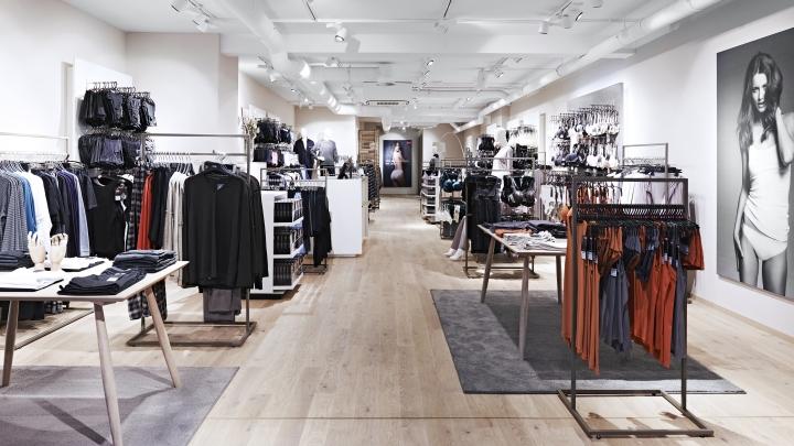 Innenarchitekten Bielefeld mey bodywear store by cri cronauer romani innenarchitekten