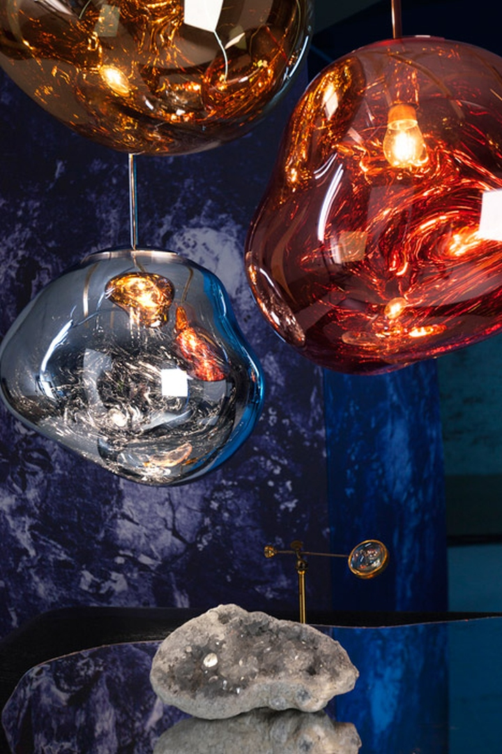 187 Melt Pendant Light By Tom Dixon Amp Front