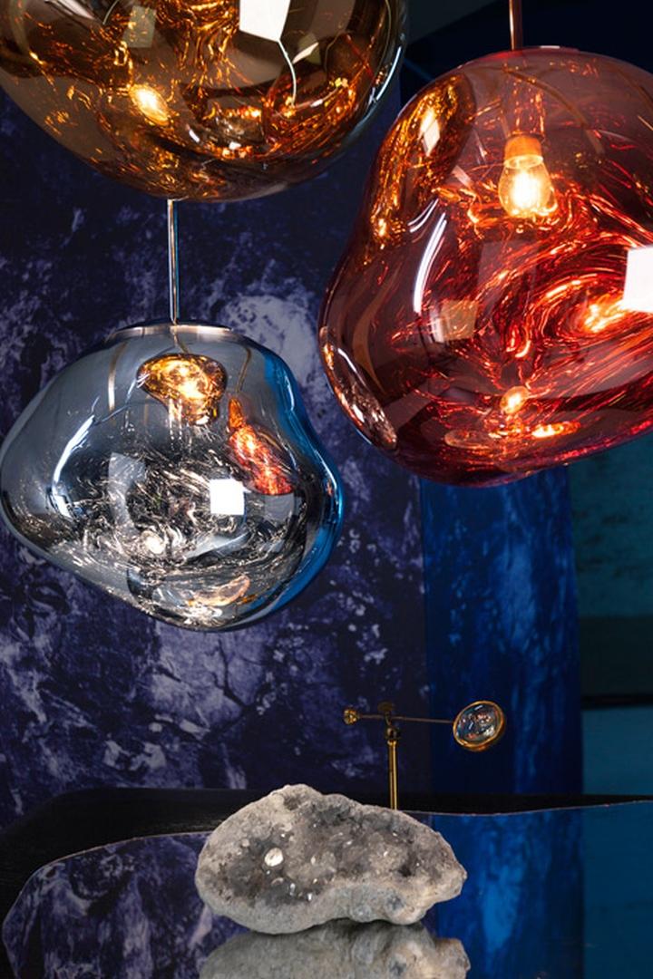 187 Melt Pendant Light By Tom Dixon Amp Front