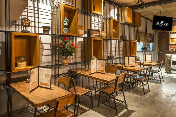 Monokrom café bar by vibe design studio bali indonesia