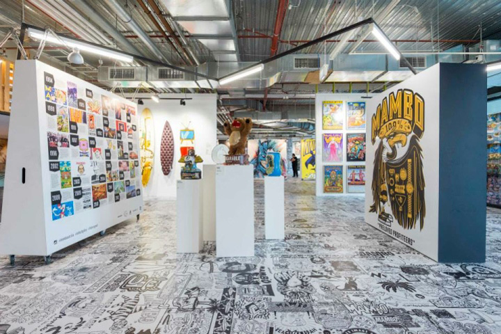 Gallery Space Design New Creative Sp...