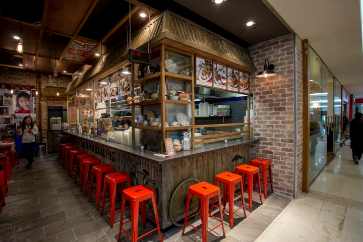 187 Petaling Street Express Restaurant By Envision Design