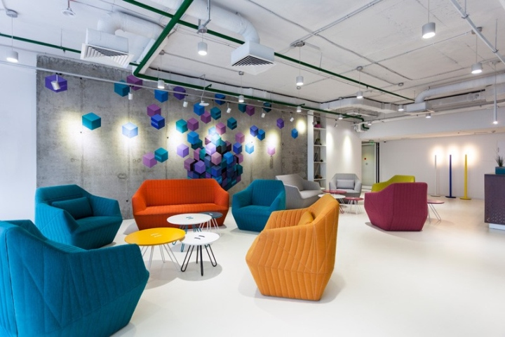 office design online. SOESTHETIC GROUP Have Designed The Ukrainian Offices For Playtech, An Online Gaming Software Company. Office Design O