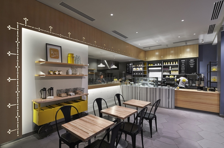 RareSweets Located In Washingtons CityCenterDC Was Designed By Architecture Design Firm CORE Worked With Pastry Chef And Founder Meredith Tomason