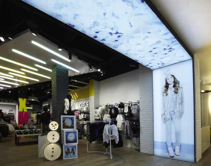 River Island Store By Unibox Retail Gateshead Uk