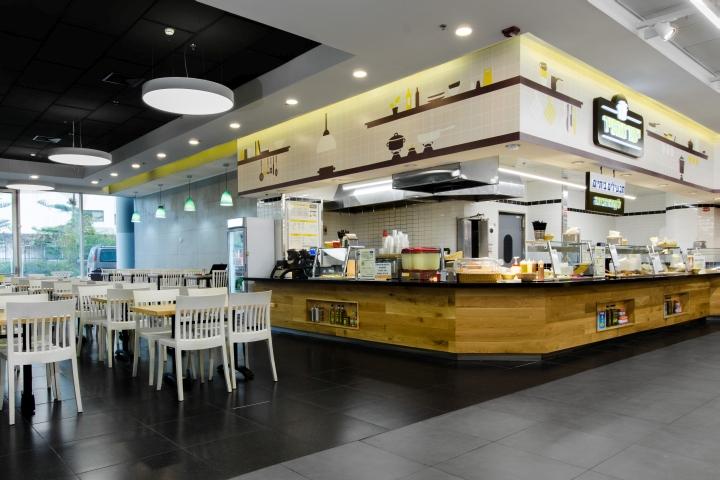 Shufersal Azriely Store By Colibri, Tel Aviv U2013 Israel