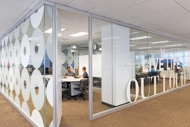 187 Shutterfly Offices By Gensler Santa Clara California