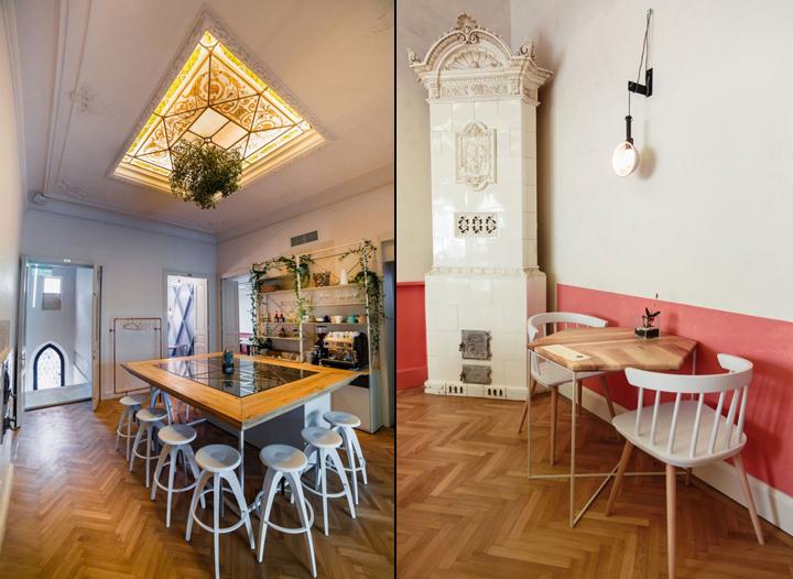 Ideal Simbio Kitchen u Bar by SYAA Bucharest u Romania