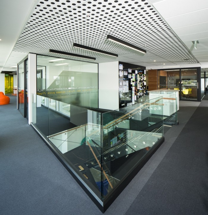 Interior Design Institute Nz: » Spendvision Offices By AECOM, Auckland