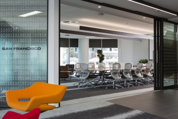 » Spendvision Offices By AECOM, Auckland U2013 New Zealand