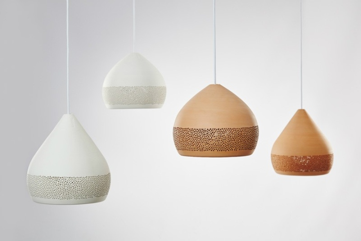 SpongeOh! lamp by POTT » Retail Design Blog
