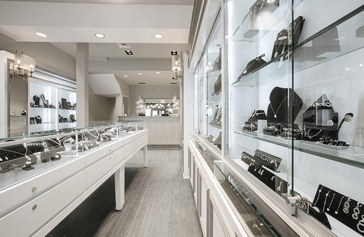 » Star Jewelers Store by Nvironment, Columbus - Ohio
