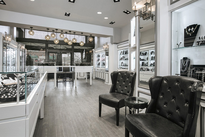 Star jewelers store by nvironment columbus ohio for Shop home decorators