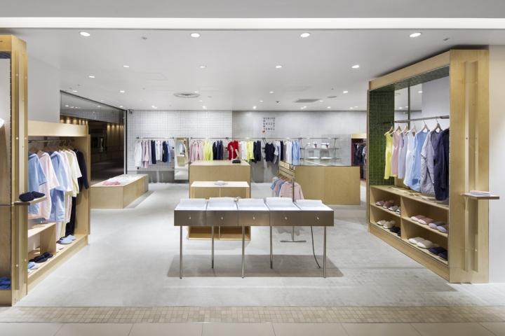 187 Uchino My Gauzemy Towel Store By Schemata Architects