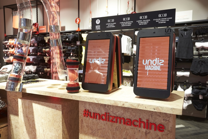 187 Undiz Machine Store By Stories Toulouse France
