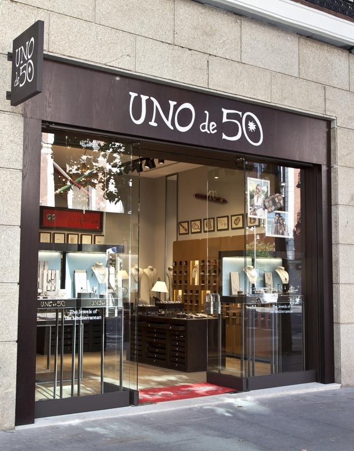 187 Uno De 50 Boutique Madrid Spain