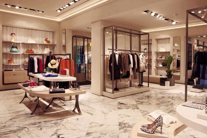 Uterqe Flagship Store Madrid Spain