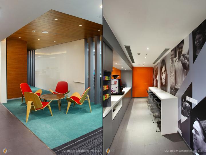 187 Zs Associates Offices By Dsp Design Associates Gurgaon