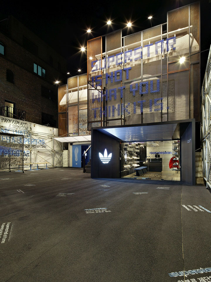 187 Adidas Superstar Hall Of Fame Pop Up Store By