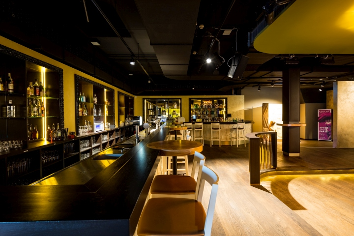 Nightclub retail design blog - Inside mobel bremen ...