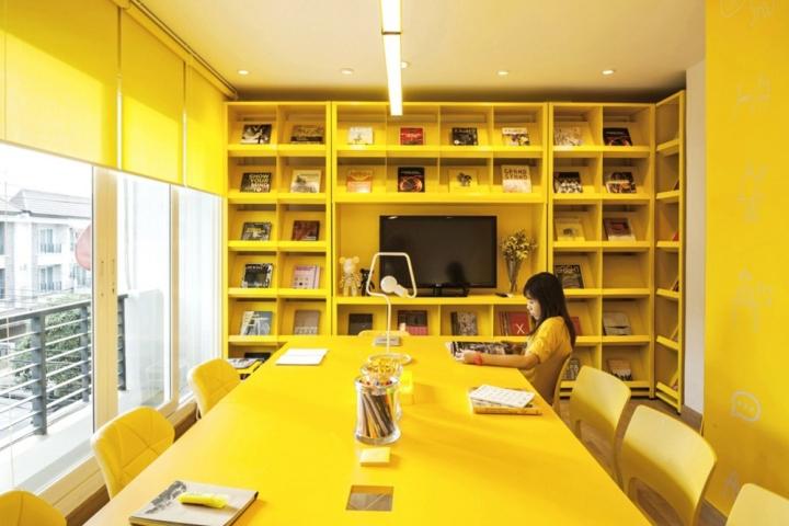 Office design partner thailand