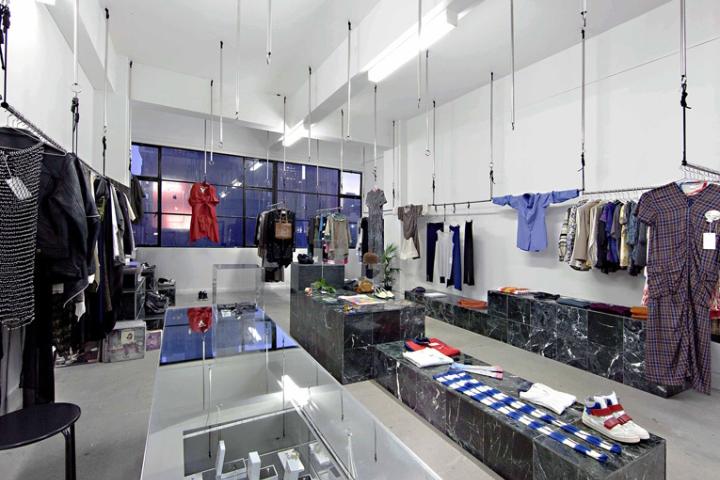 Archive Store Melbourne Australia Retail Design Blog