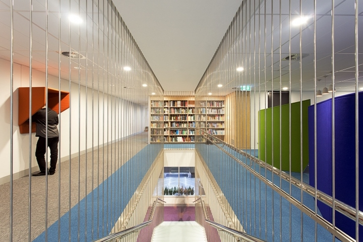 Aurecon offices by futurespace sydney australia for Office design of the future