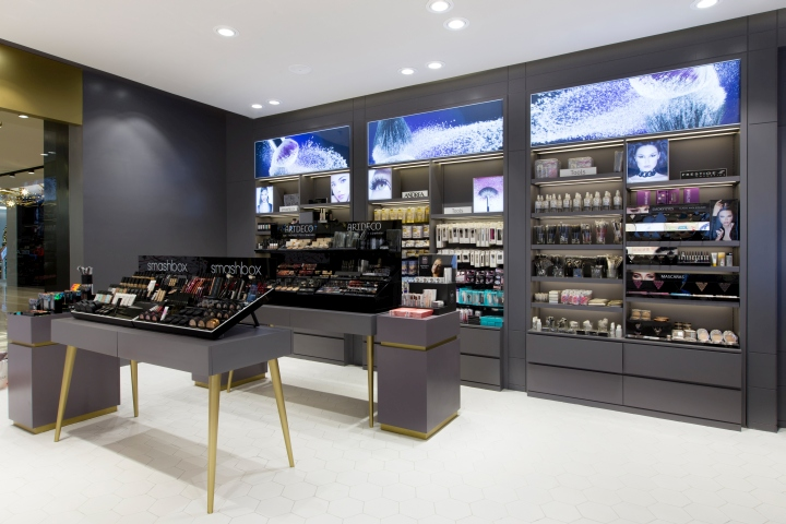 beauty bar store by blocher blocher partners manila philippines retail design blog. Black Bedroom Furniture Sets. Home Design Ideas