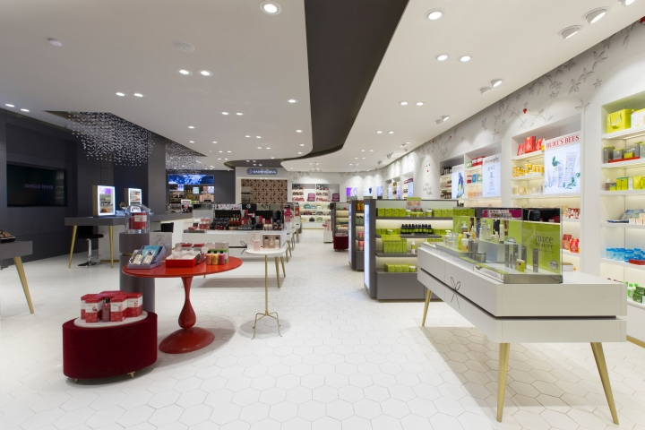 Beauty Bar Store by Blocher Blocher Partners Manila Philippines