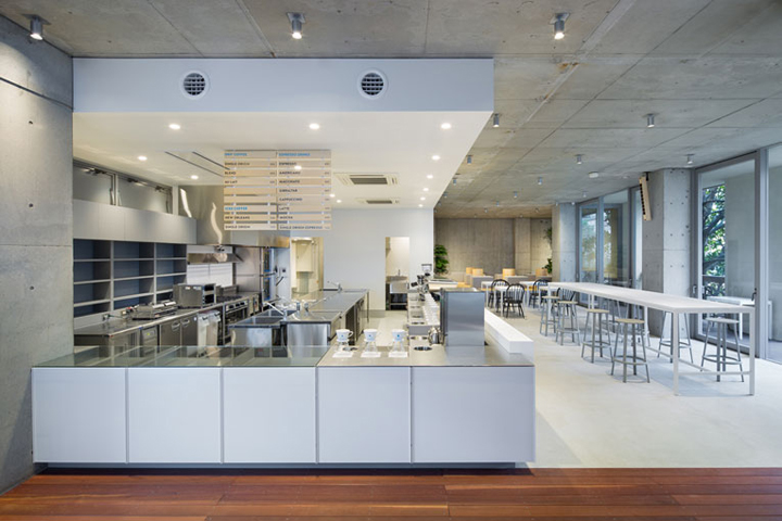 blue bottle caféschemata architects, tokyo – japan » retail