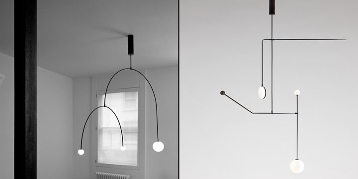 lighting sets. Anastassiades Launched 15 New Lighting Designs In Milan Last Week, Extending The Collection Of Minimal Mobile Chandeliers And Spherical Lamps Produced By Sets